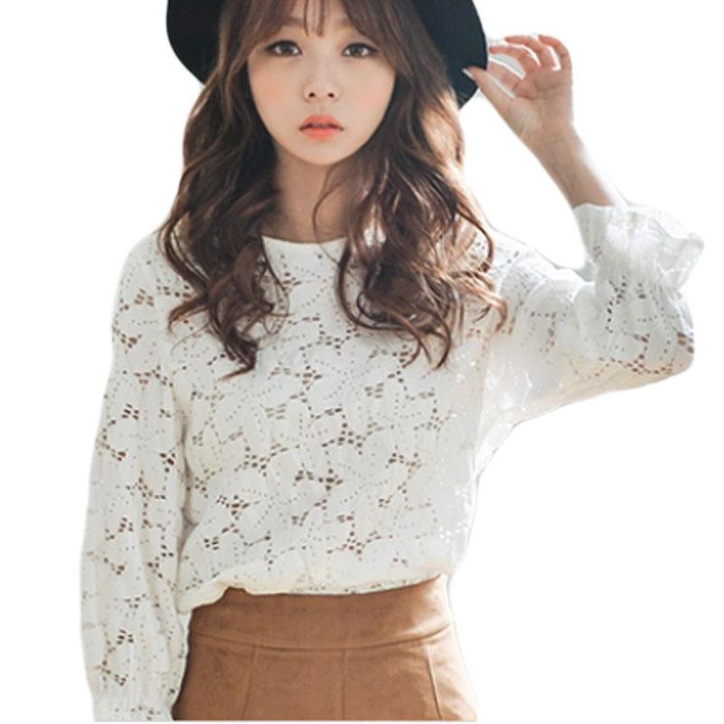 Image of: Summer Get Quotations Cute Girls Lace Tshirt Korean Casual Women Tops Three Quarter Sleeve Oneck Darazpk Cheap Korean Cute Tops Find Korean Cute Tops Deals On Line At