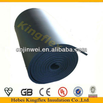 Closed Cell Elastomeric Nitrile Rubber Foam Insulation Sheet