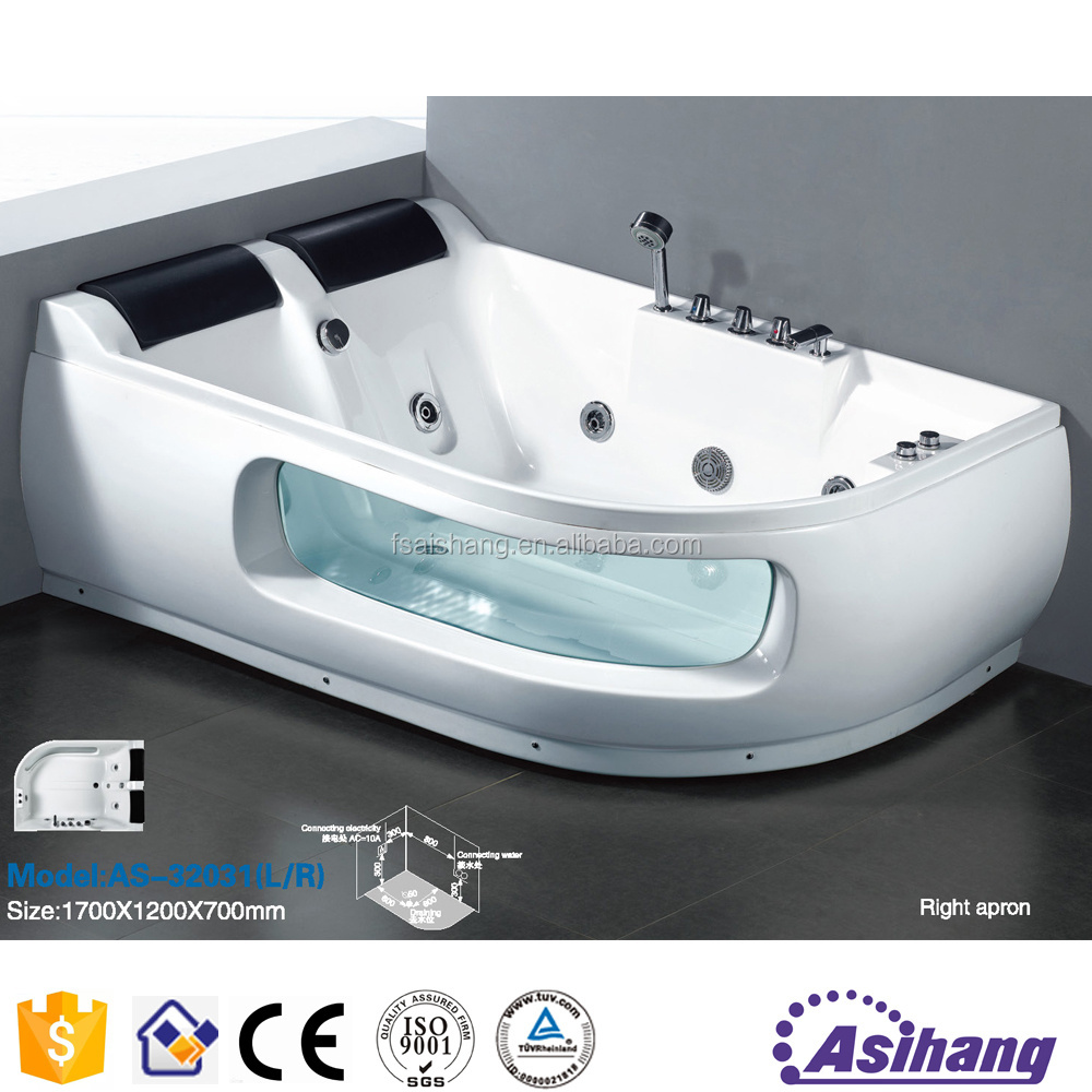 Double Whirlpool Bathtub, Double Whirlpool Bathtub Suppliers and ...