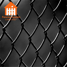 chain link cheap pvc fence netting wire mesh cage