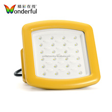 40W China manufacture fixtures price bulb lamp torch light led explosion-proof light