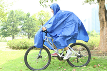SD-RC002 Portable Raincoat Rain Poncho with Hoods and Sleeves