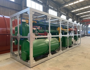 Convert Waste Plastic To Fuel Oil Pyrolysis Machine With Good Price - Buy  Convert Waste Plastic To Fuel Oil Pyrolysis Machine,Plastic To Oil Machine
