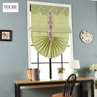 Custom made roman shades semi-blackout and blackout Roman blinds