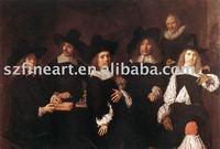 Online wholesale shop classical human figure oil painting