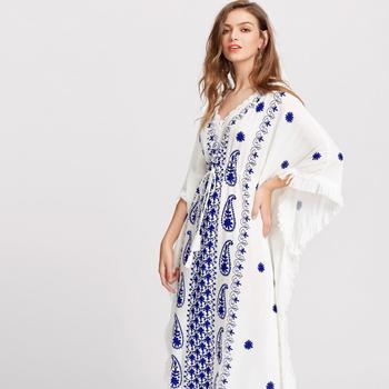 3dd669f1700e Las Mujeres Maxi Vestido De Estilo Nuevo Vestidos De Moda De Fábrica De  Ropa Al Por Mayor Del Oem De Señora De Las Mujeres Largo Casual Hippie Chic  ...