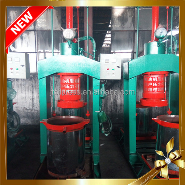 2017 Good supplier Hydraulic palm fruit oil expeller equipment with discount price