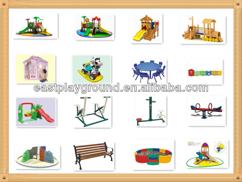 Children Playground Doutdoor Exercise Equipments For Disabled