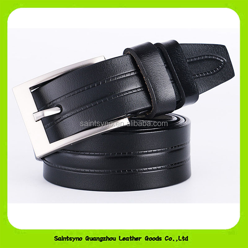 16247 high quality real lather belt for buy