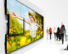 SAMSUNG LG 1.8mm 3.5mm smalle <span class=keywords><strong>bezel</strong></span> 55 inch video wall display india