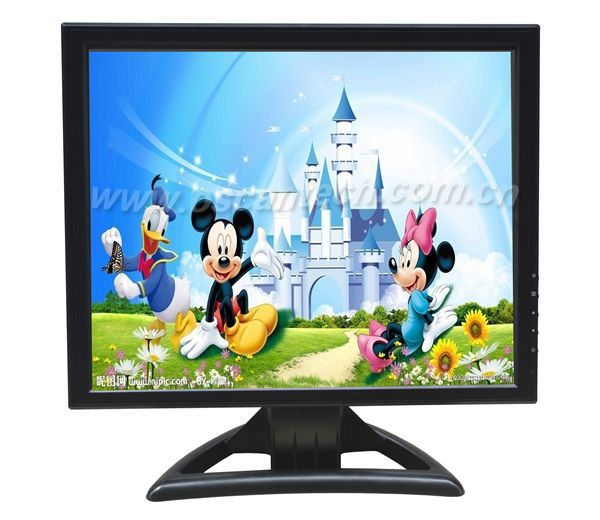 17 inch touch screen monitor