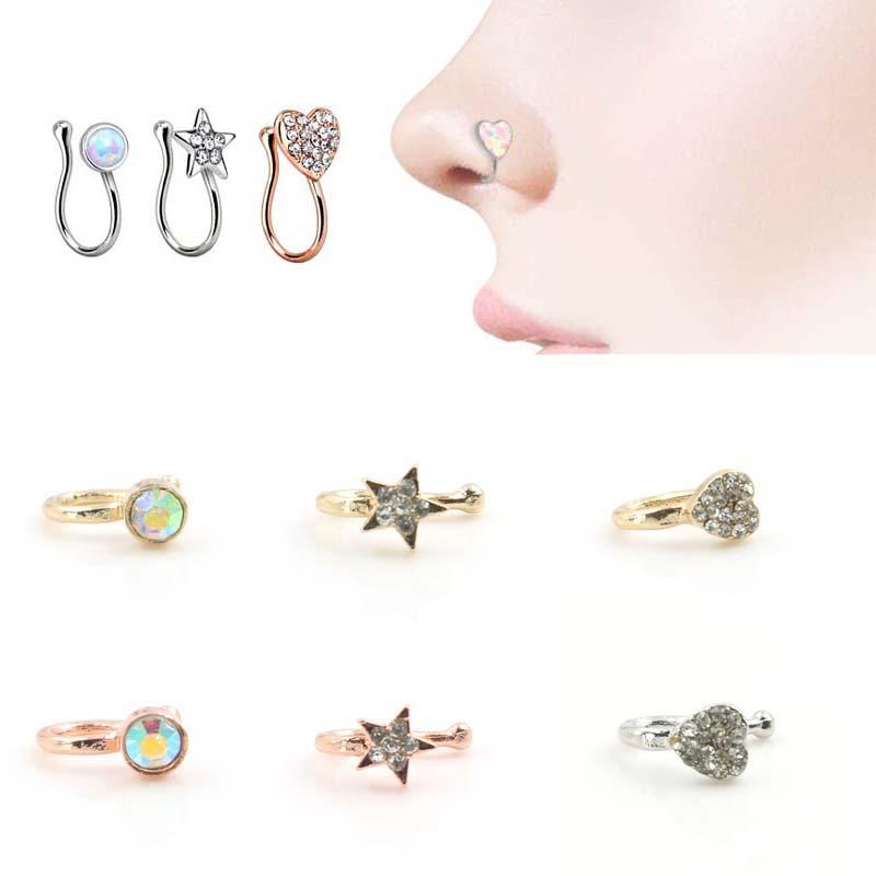 Nose ring online shopping