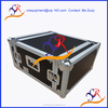 High quality amp rack road cases and 19 inch rack flight cases