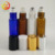 empty colorful perfume essential oil 8 ml 5ml roller roll on bottle with stainless steel ball
