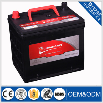 Car Lead Acid Battery Msds