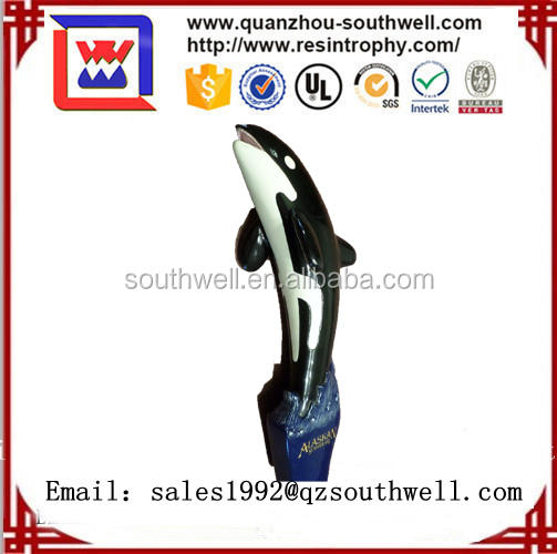 Wholesale Bar Accessory Custom Resin Beer Tap Handle
