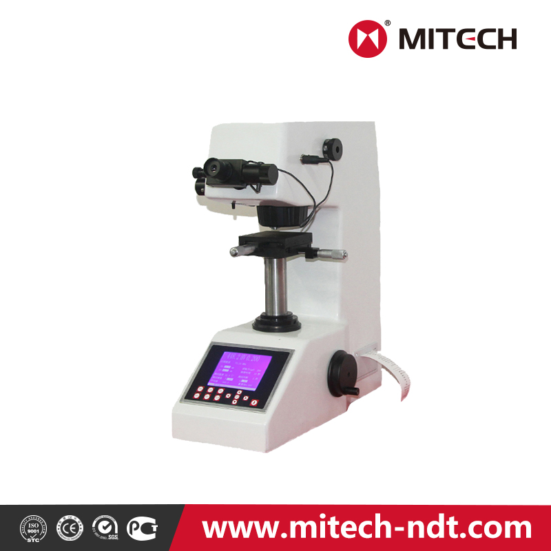 Mitech MHVS-1Z Automatic Turret Digital Micro Hardness Tester