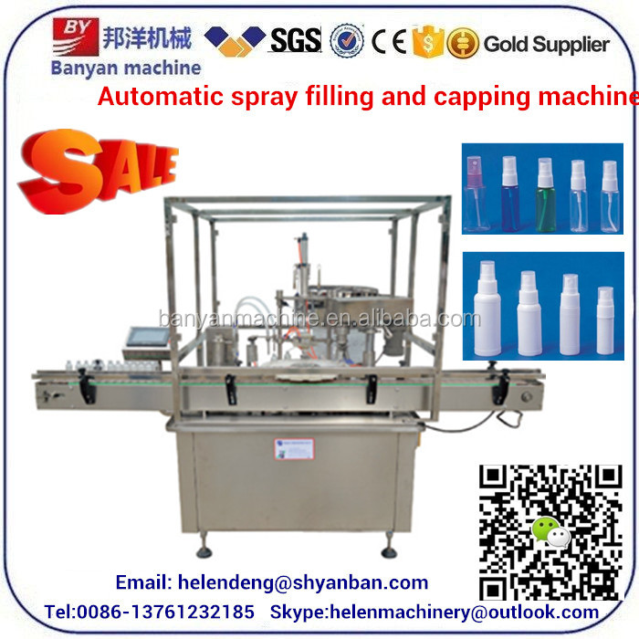 YB-P2 high Precision filling/spraying vacuum blood collection tube machine