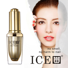 ICE 4pcs 1 Base Coat 1 Top Coat 2 Colors one step 3in1 Soak Off UV