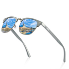 2019 Shade Polarized Sun Glass Man Uv Clear Resistant Sunglass With Lens XY046