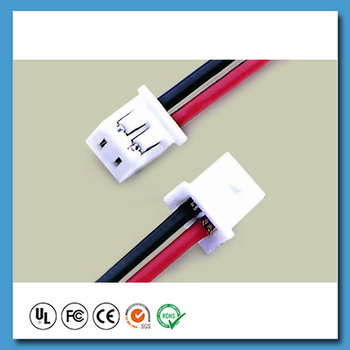 molex 51004 2 pin iso connector wire harness for power supply, view flat wire harness pin molex 51004 2 pin iso connector wire harness for power supply