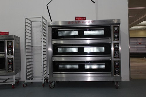 Best Quality Free Standing Bread Baking automatic Oven