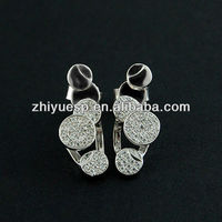 wholesale silver earrings philippine jewelry