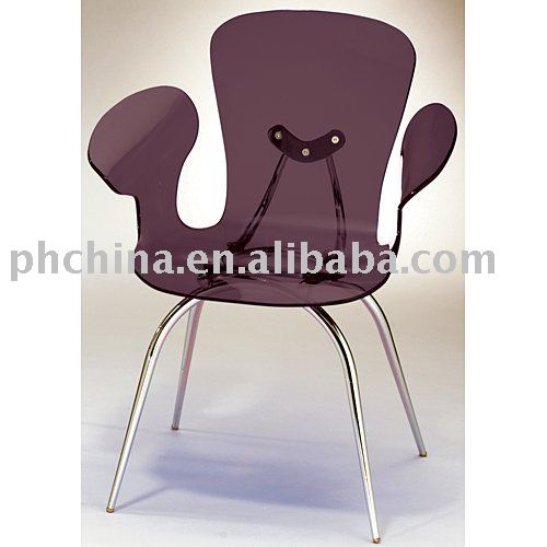 Modern Acrylic Cradle Chair,Acrylic Dining Chair,Home Furniture ...