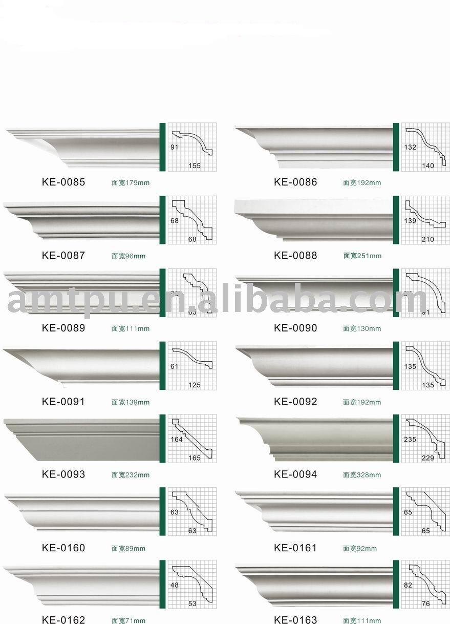 plafond corniche moulures id de produit 212750606. Black Bedroom Furniture Sets. Home Design Ideas