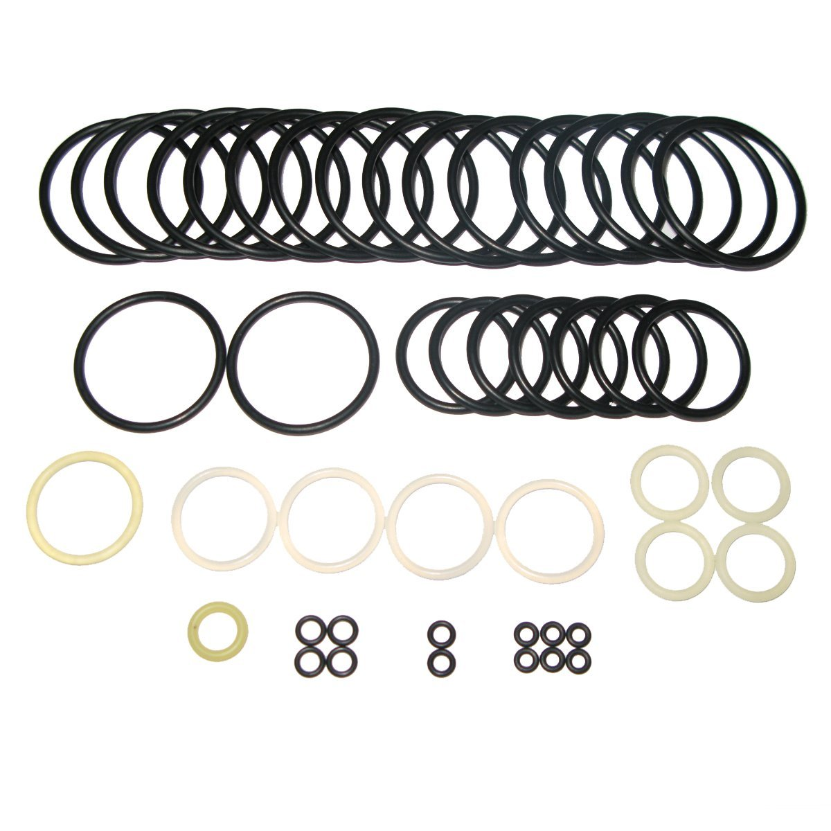 RPM Tech Level SmartParts Spares Kit for Shocker SFT and NXT - Most Commonly Needed OEM Orings