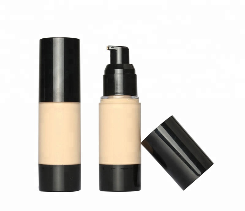 Private Label Liquid Foundation Multi-Colored Foundation Waterproof And Long Lasting, 12 colors