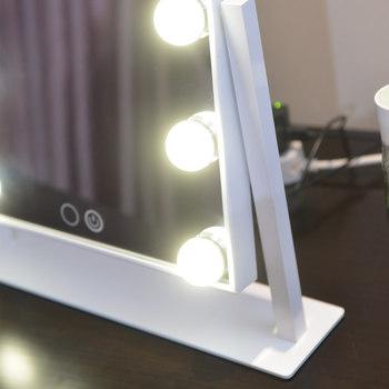 Hollywood Iluminado Espejo Maquillaje De Belleza Vanidad Led Espejo