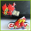 OEM GB silicone rubber pvc usb flash memory