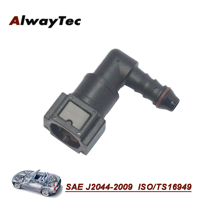 Discover New Opportunities 7.89Mm 2 Button Qc Garden Hose Quick Connector