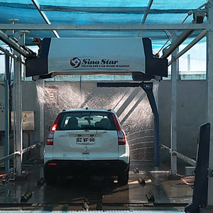 No Brush Automatic Car Wash Machine Whole Suppliers Alibaba