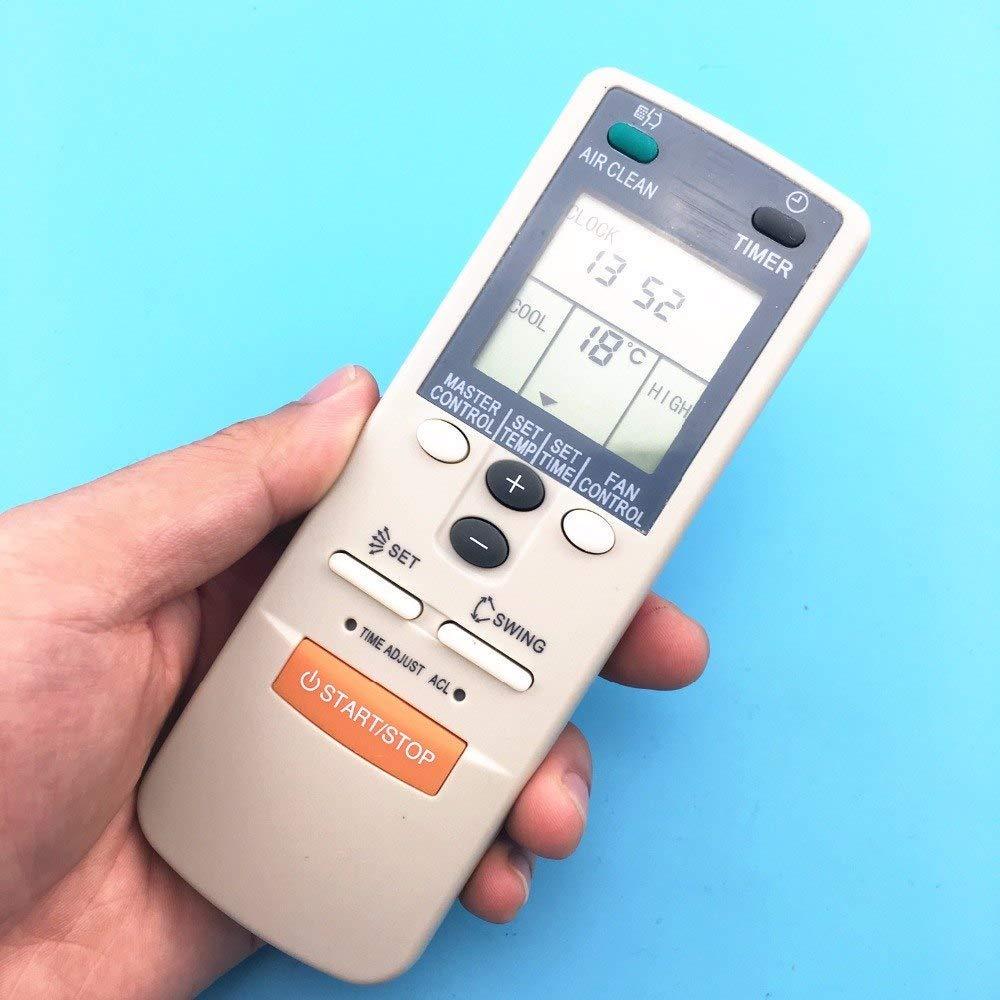 AVEEBABY Conditioner air Conditioning Remote Control Suitable for Fujitsu AR-JW2 AR-DB2 AR-DB7 AR-HG1 AR-JW11 ar-jw33 ar-jw19 KTFST001