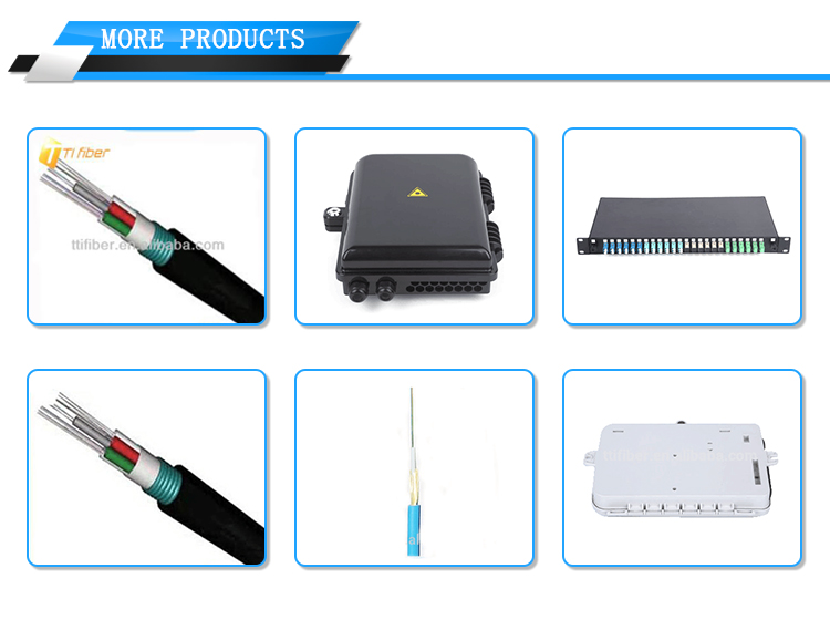 Standar MTRJ CONNECTOR Fiber Optic Adapter Telecom