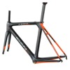 2017 New Arrival Carbon Road Racing Bike Frame With 700C*25mm Max Tire Size