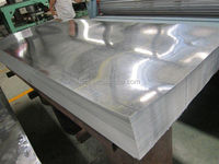 high quality of zinc galvanized steel sheet