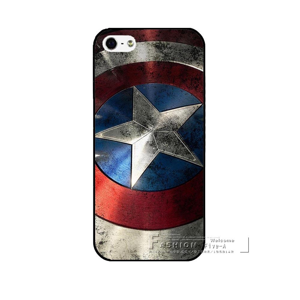 Captain America iPhone case – Hero Team Store 54f684e8182