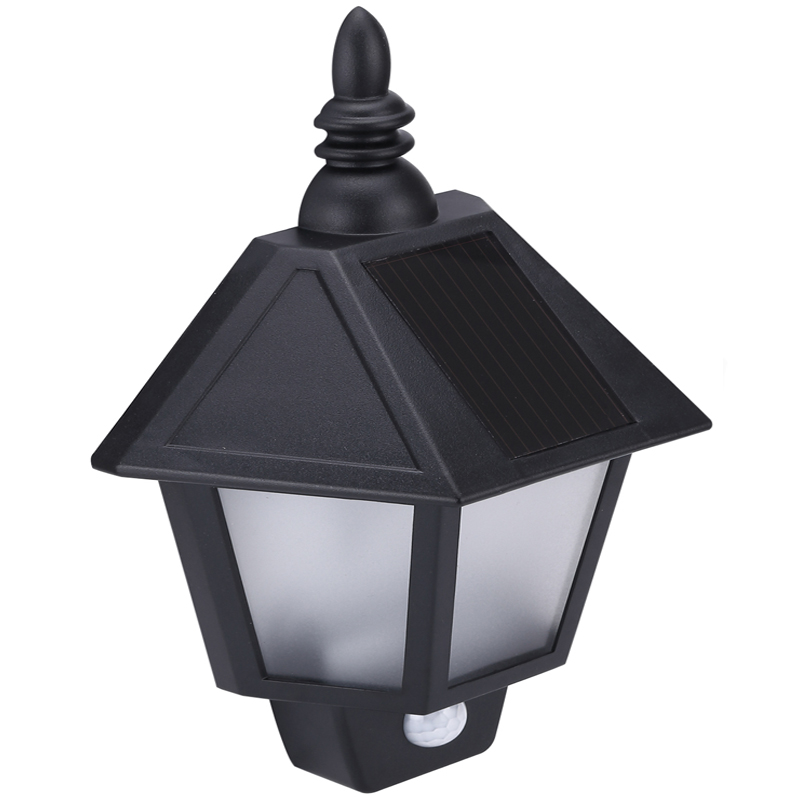 54lm Outdoor LED Solar Lights Waterproof 4 Leds Solar