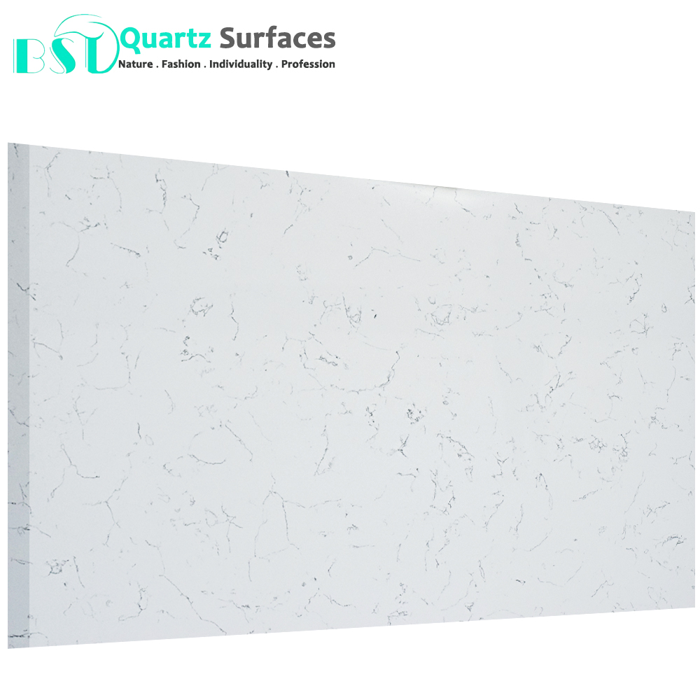 Asia Carrera Marble white carrera marble looking artificial quartz stone slabs with per square  meter price - buy artificial marble slabs,artificial marble price per