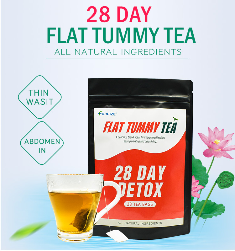 Weight Loss And Belly Fat Fit Tea 28 Day Detox With Fat Burner - 4uTea | 4uTea.com