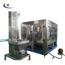 Mineral/Pure Water Liquid Drink Filling / Bottling Machine