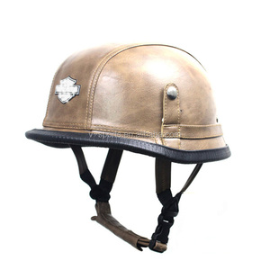 Most Crazy Novelty Helmet Germany army helmet popular motorcycle helmet D-680