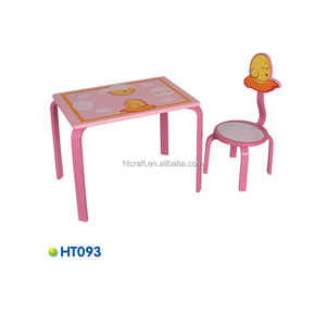 Wooden Walmart Kids Table and Chair Set