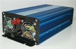 GOWE 1000W 220VDC to 110V/220VAC Off Grid Pure Sine Wave Single Phase Solar or Wind Power Inverter, Surge Power 2000W