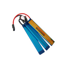 <span class=keywords><strong>3s</strong></span> firefox <span class=keywords><strong>lipo</strong></span> 11,1 v 1200mah wiederaufladbare airsoft batterie packs