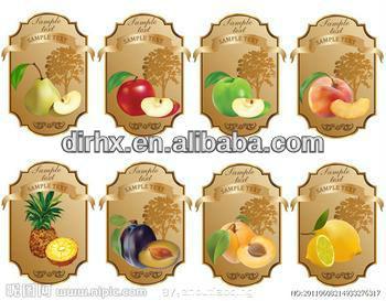 Fruit Label Design - Buy Fruit Label,Fruit Packaging Labels,Design Fancy  Label Product on Alibaba com