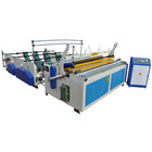2200mm Jumbo Roll Toilet Tissue Paper Rewinding Making Machine Price